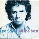 leo sayer - all the best  d 1993 EMI chrysalis EMI 17 tracks used mint