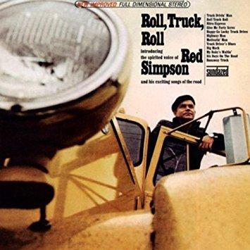 red simpson - roll truck roll CD 2004 EMI sundazed 12 tracks used mint