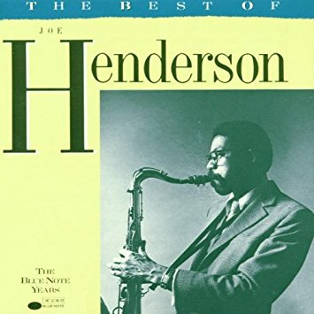 best of joe henderson - blue note years CD 1991 capitol blue note 8 tracks used mint