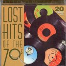 lost hits of the 70s - various artists CD 1997 EMI capitol 20 tracks used mint