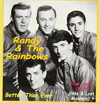 randy & the rainbows - better than ever CD 1993 trust 30 tracks used mint