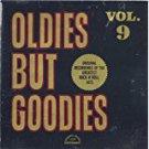 oldies but goodies vol. 9 - various artists CD 1986 original sound 16 tracks used mint