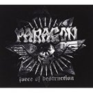 paragon - force of destruction CD 2012 napalm 13 tracks used mint