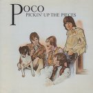 poco - pickin' up the pieces CD epic legacy 14 tracks used mint