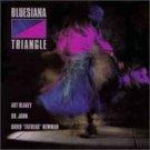 bluesiana - triangle - art blakey + dr. john + david fathead newman CD 1990 windham hill 7 tracks