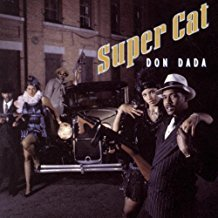 super cat - don dada CD 1991 wild apache 1992 sony 14 tracks used mint