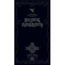 black box the complete original black sabbath CD 8-discs 2004 used mint