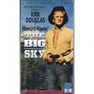 kirk douglas in howard hawks' big sky VHS 1952 RKO 1993 turner broadcasting new