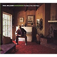 paul williams - evergreens best of the A&M years limited edition CD 2004 A&M hip-o 22 tracks mint
