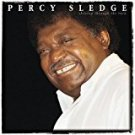 percy sledge - shining through the rain CD autographed 2004 varese sarabande 13 tracks  used mintd