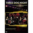 three dog night - live with tennessee symphony orch + larry baird at renaissance center DVD 2002