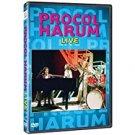 procol harum - live DVD 1971 2005 rasio bremen eagle rock 53 mins 11 tracks used mint
