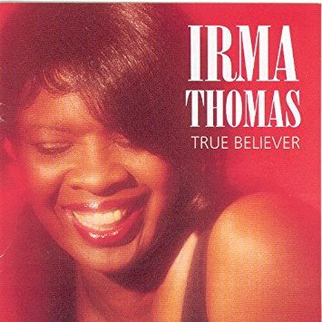 irma thomas - true believer CD 1992 rounder 10 tracks used mint