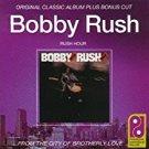 bobby rush - rush hour CD 1999 westside demon philadelphia international 9 tracks used mint