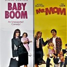 baby boom + mr. mom DVD 2-discs 2007 MGM region 1 used