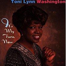 toni lynn washington - it's my turn now CD autographed 1997 tone-cool 14 tracks used mint