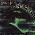 sacred reich - american way CD 1990 enigma metal blade 8 tracks used