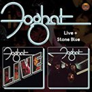 foghat - live + stone blue CD 2012 edsel demon UK 14 tracks used mint