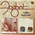 foghat - foghat + rock and roll CD 2012 edsel demon 18 tracks used mint
