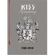 kiss -symphony the DVD 2-discs 2003 sanctuary 219 minutes used mint