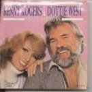 kenny rogers & dottie west - sweet harmony CD 1992 cema 20 tracks used mint