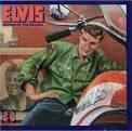elvis presley - return of the rocker CD 1986 RCA 12 tracks used mint