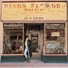 rosanne cash - king's record shop CD 1987 CBS 10 tracks used mint