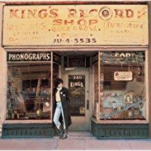 rosanne cash - king's record shop CD 1987 CBS 10 tracks used mint