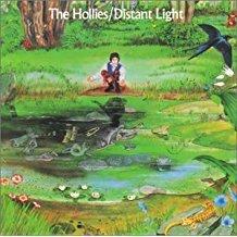hollies - distant light CD 1972 EMI epic 11 tracks used mint