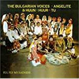 bulgarian voices - angelite & huun - huur - tu -- fly fly my sadness CD 1996 shanachie used mint
