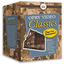 opry video classics - various artists DVD 8-disc set 2007 time life used near mint