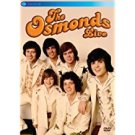 the osmonds - live DVD 2006 eagle rock 12 tracks used mint