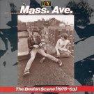 D. I. Y. Mass ave - the boston scene 1975 - 83 CD 1993 rhino 19 tracks used mint