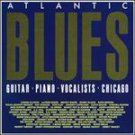 atlantic blues - guitar piano vocalists chicago CD 4-discs boxset 1991 used mint