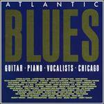 atlantic blues - guitar piano vocalists chicago CD 4-discs boxset 1991 used mint