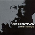 warren zevon - mr. bad example CD 1991 giant reprise 10 tracks used