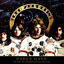 led zeppelin - early days the best of led zeppelin volume one and two CD 2-discs 2002 atlantic