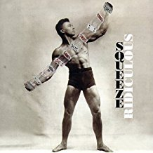 squeeze - ridiculous CD 1995 A&M IRS 14 tracks used