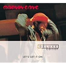 marvin gaye - let's get it on - deluxe edition CD 2-discs 2001 motown used mint