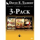 David E. Talbert 3-Pack - Fabric of a Man/ He Say, She Say, But What Does God Say?/ Love On Layaway