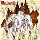 portugal the man - it's complicated being a wizard CD 2007 approaching airballons 10 tracks used