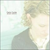 catie curtis - acoustic valentine CD sam the pug records 12 tracks used mint