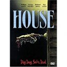 house - william katt + george wendt DVD 2-discs 2001 anchor bay 92 mins R used