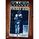 freddie king - live in europe DVD 2003 image 67 minutes used mint