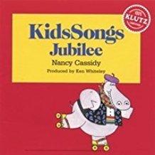 nancy cassidy - kids songs jubilee CD 1990 klutz 22 tracks used mint