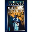 albert king - live in sweden DVD 2003 image 58 minutes used mint