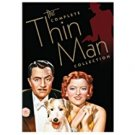 complete thin man collection - powell + roy DVD 7-discs 2012 turner warner used mint