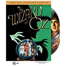 wizard of oz - three-disc collector's edition DVD 2005 turner warner used complete and mint