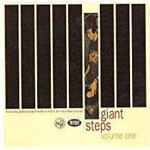 giant steps volume one - various artists CD 1993 payday FFRR 11 tracks used mint
