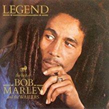 best of bob marley - legend CD 1984 island A2-90169 14 tracks used mint